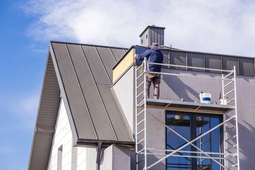 Hoe wordt een dakkapel geplaatst
