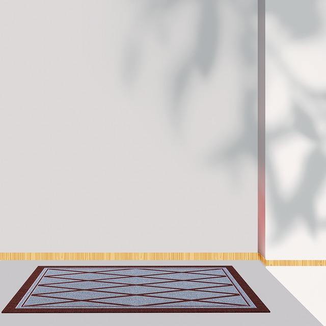 Vloerkleden in de kamers